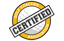 Certified Golf Coach